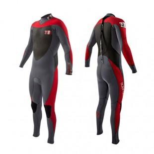 Body Glove 2015 Siroko 4/3 Fullsuit Red